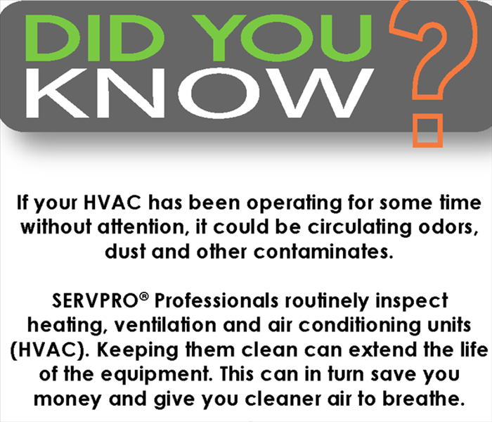 infographic on HVAC running unattended